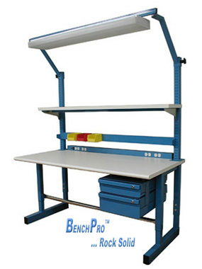 Pleasing Benchpro Esd Industrial Workbenches Top Quality Ocoug Best Dining Table And Chair Ideas Images Ocougorg